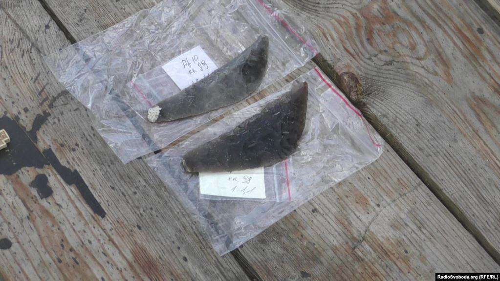 серпи часів Геродота знайшли в Дубні