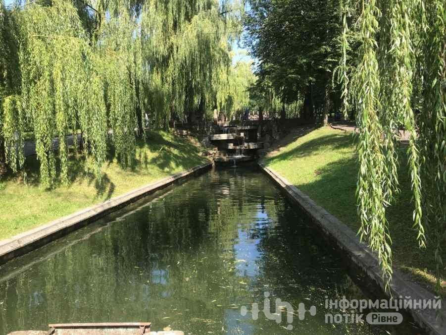 парк культури і відпочинку ім Т.Г. Шевченка