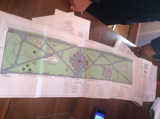ремонт парку у рівному обійдеться в 20 млн