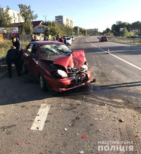 аварія здолбунів