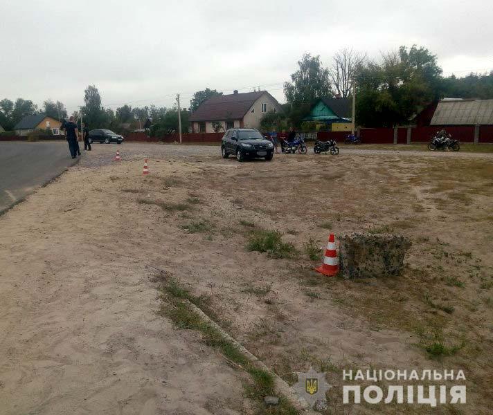 3 вересня на березнівщині загинув мотоцикліст