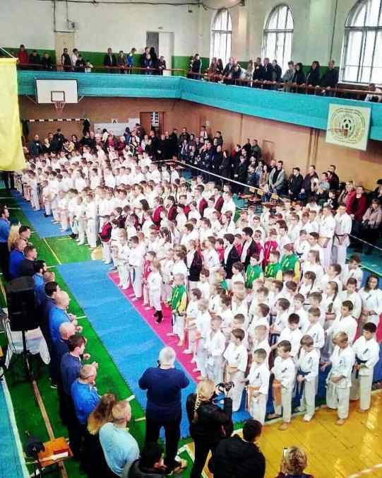 рівненські спортсмени на чемпіонаті європи