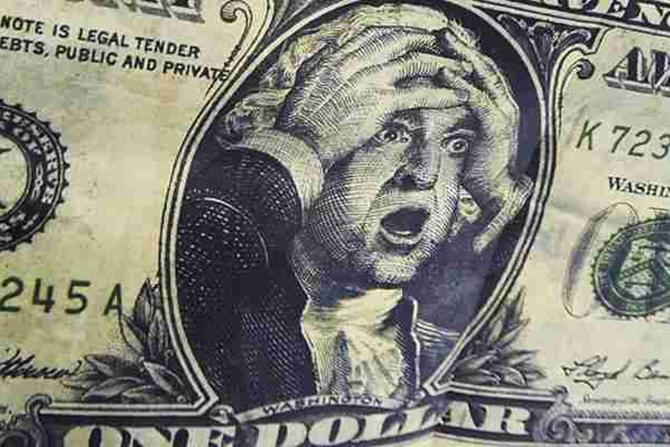курс долара зросте