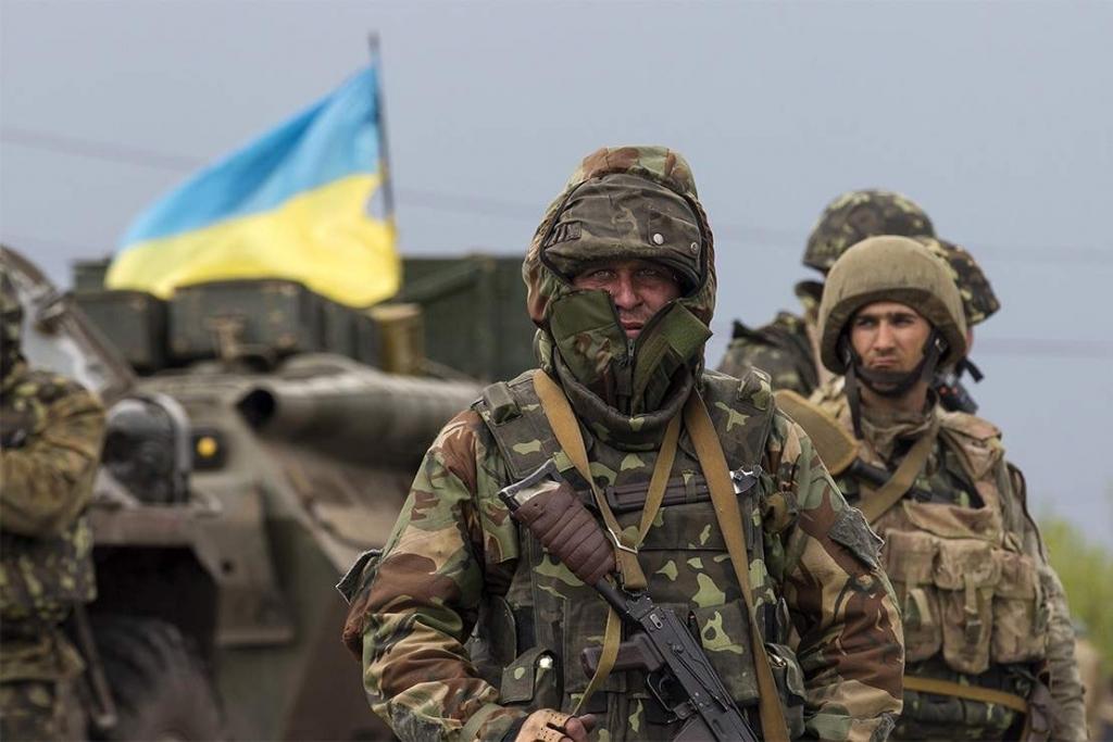 військовий україни