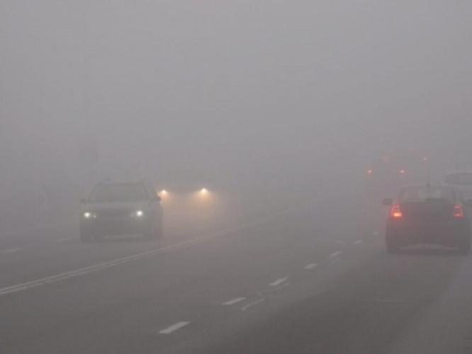Рівненський обласний гідрометеорологічний центр повідомляє, що з понеділка, 7 грудня, на Рівненщині упродовж доби очікується слабкий туман