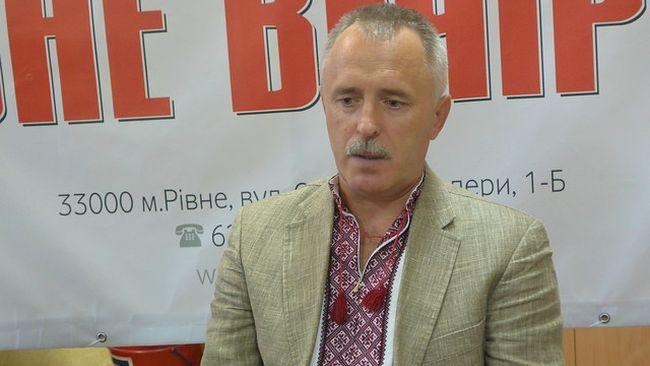 Ексдепутат Рівнеоблради став заступником Здолбунівського міського голови