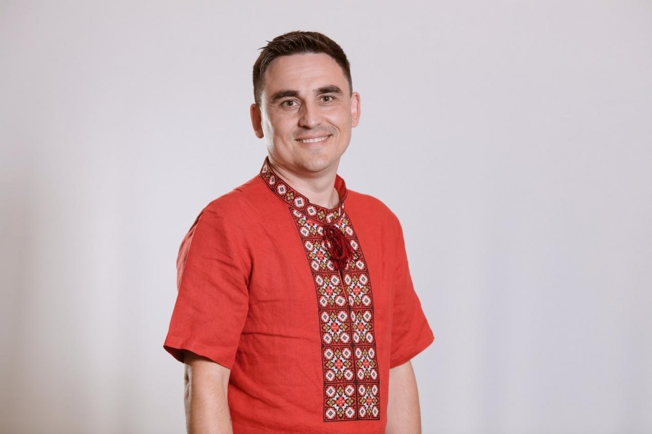Олег Карпяк, заступник голови Рівненської районної ради