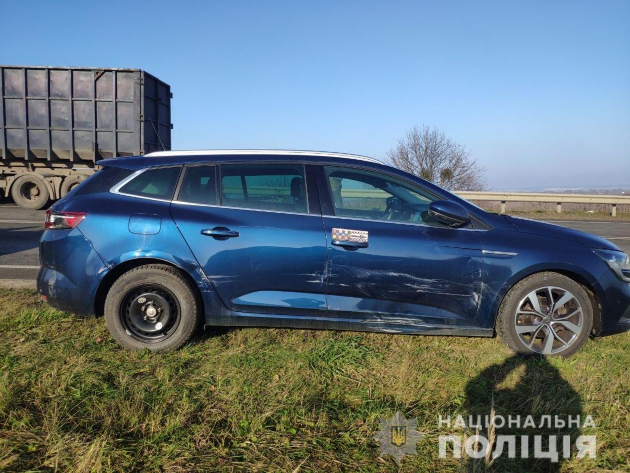 Дві ДТП біля Дубна: травмувалась дитина, пошкоджені п'ять авто