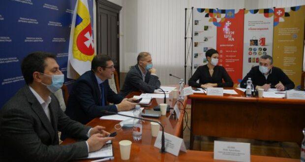 Реорганізацію ліквідованих районів Рівненщини координуватиме ОДА
