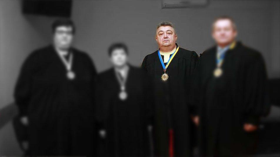 Суддю Закревського з Рівненщини ВРП відсторонить через кримінал