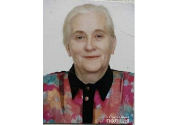 У Рівненському районі поліція розшукує зниклу пенсіонерку