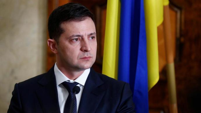Володимир Зеленський, 6-й президент України