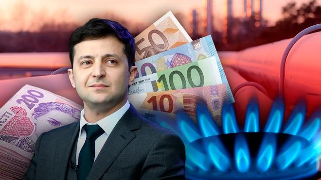 Зеленський з міністрами терміново обговорили зниження тарифів на газ