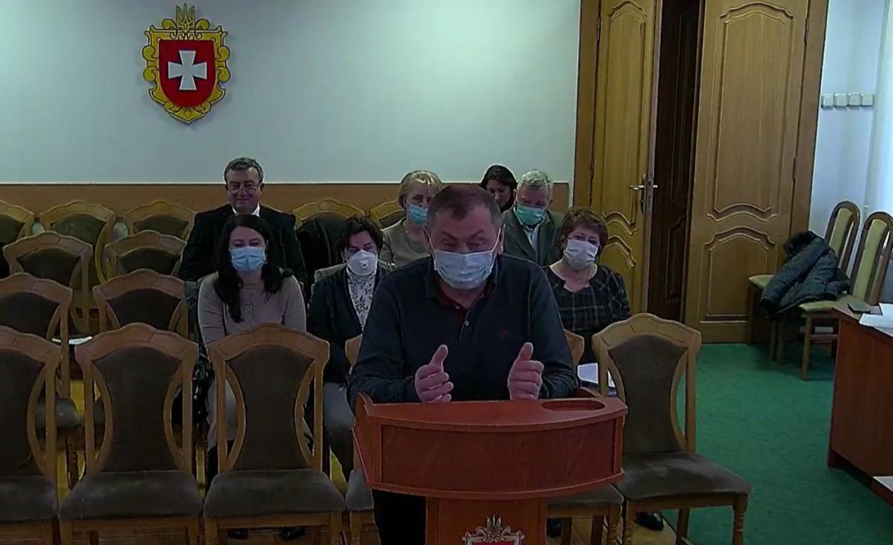 Рівненська облрада не передаватиме Козинській ОТГ майно санаторію вартістю 8 млн грн