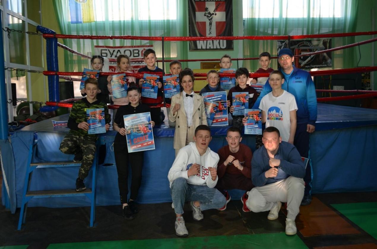 Спортсмени з Рівненщини стали чемпіонами з французького боксу