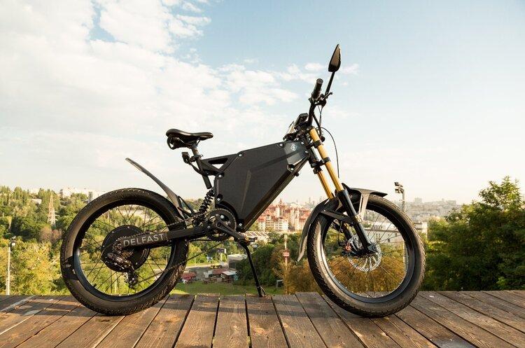 Український стартап запустив серійне виробництво електровелосипедів