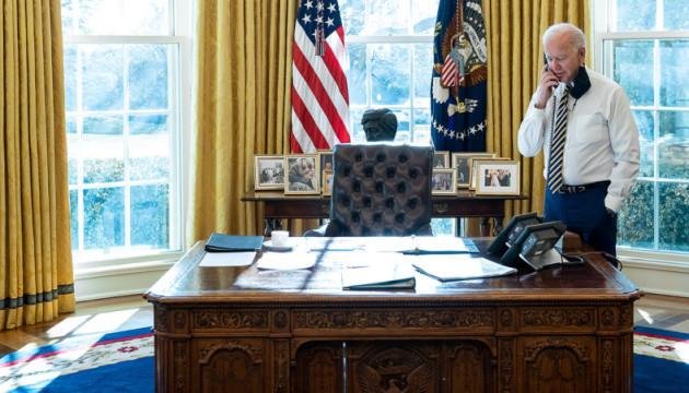 Байден оголосив у США надзвичайний стан через загрозу від РФ