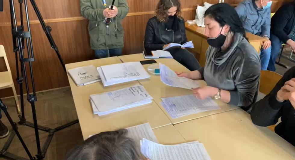 Між Вірастюком та Шевченком - 702 голоси відриву (онлайн-трансляція)